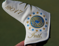Presidents Cup Putter Cover (Mallet + Blade)